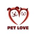 寵物的愛Logo
