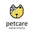 Petcare Veterinary  logo