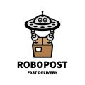 RoboPost  logo