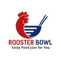 公雞碗Logo