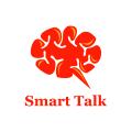 聰明的談話Logo
