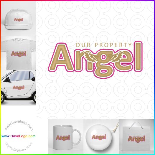 angel logo - ID:17637