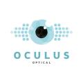 眼球Logo