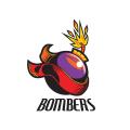 爆炸logo