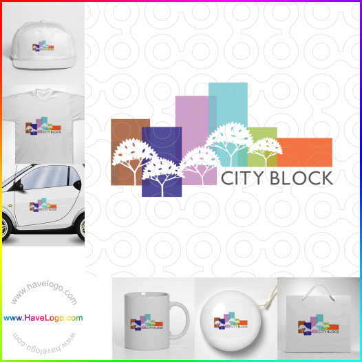 cityscape logo - ID:52820