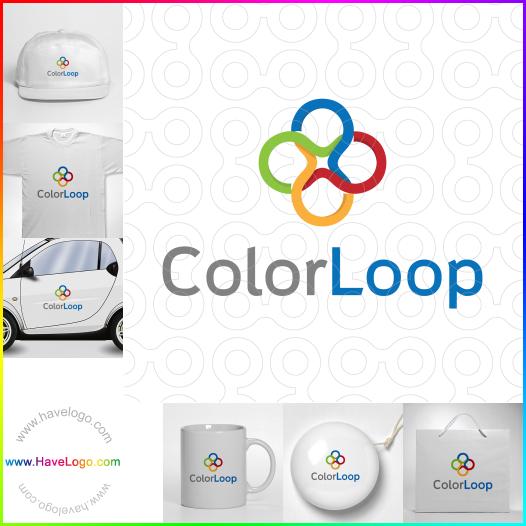 網絡托管服務提供商logo設計 - ID:52744