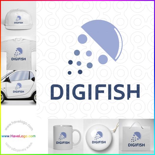jellyfish logo - ID:37004