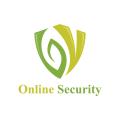 網絡安全Logo