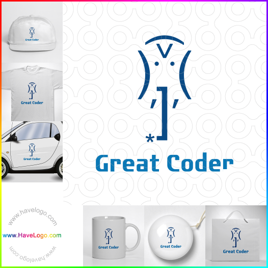 programmer logo - ID:49889