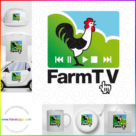 農場logo設計 - ID:17614