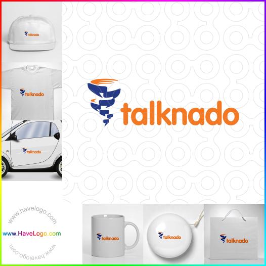 talk logo - ID:51181