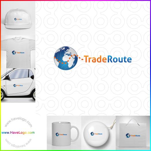 貿易logo設計 - ID:17553
