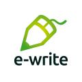 電子Logo