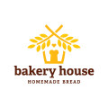 Bakery House  logo