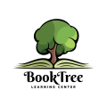 Book Tree  logo