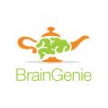 Brain Genie  logo