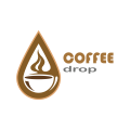 Coffee Drop  logo
