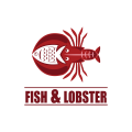 Fish & Lobster  logo