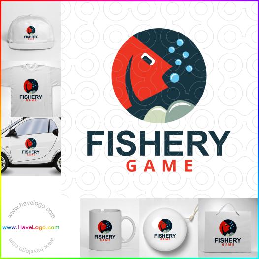漁業logo - ID:60700