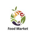 食品市場Logo