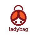 Lady Bag  logo