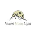 山月光Logo