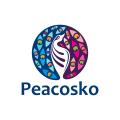 Peacosko  logo