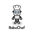 機器人廚師Logo