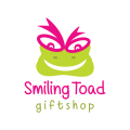 Smiling Toad  logo