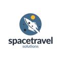 太空旅行Logo