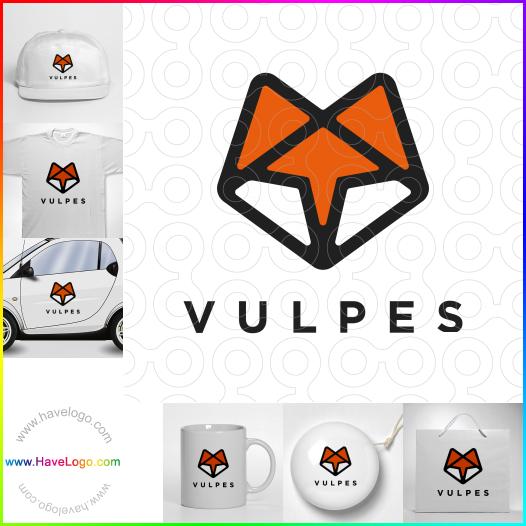 狐logo設計 - ID:65556