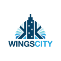 Wings City  logo