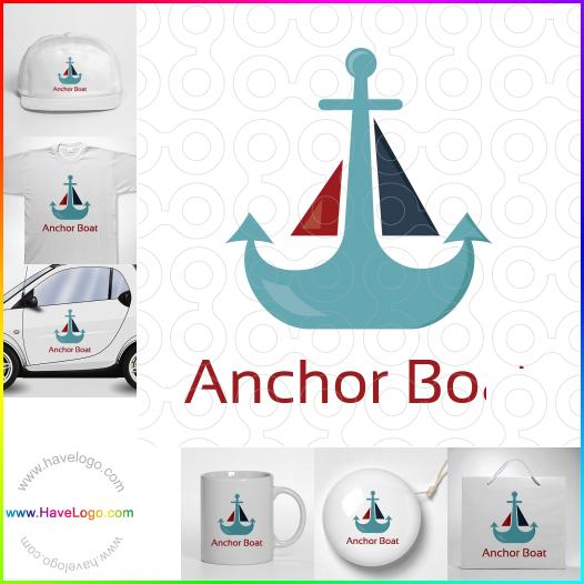 boat logo - ID:59227