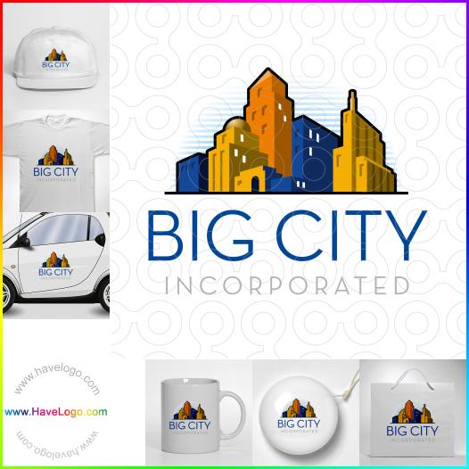 cityscape logo - ID:22989