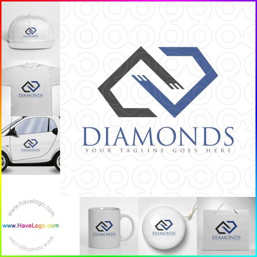 diamond company logo - ID:53037