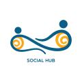 社交媒體Logo