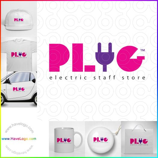 plug logo - ID:130