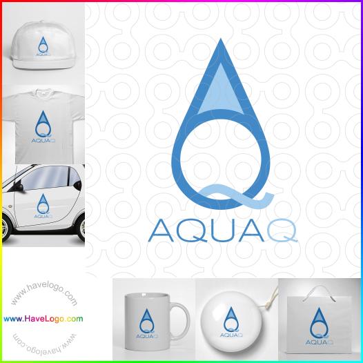 water drop logo - ID:35248