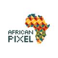 African Pixel  logo