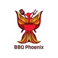 燒烤鳳凰Logo