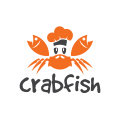Crabfish  logo
