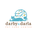 Darby and Darla Pet Care  logo