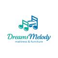 夢的旋律Logo