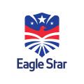 鷹星Logo