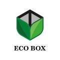 Eco box  logo