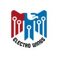 電的翅膀Logo