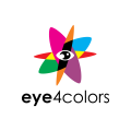 Eye 4 Colors  logo