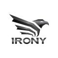 Irony  logo