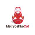 俄羅斯的貓Logo