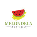 melondela小酒館Logo